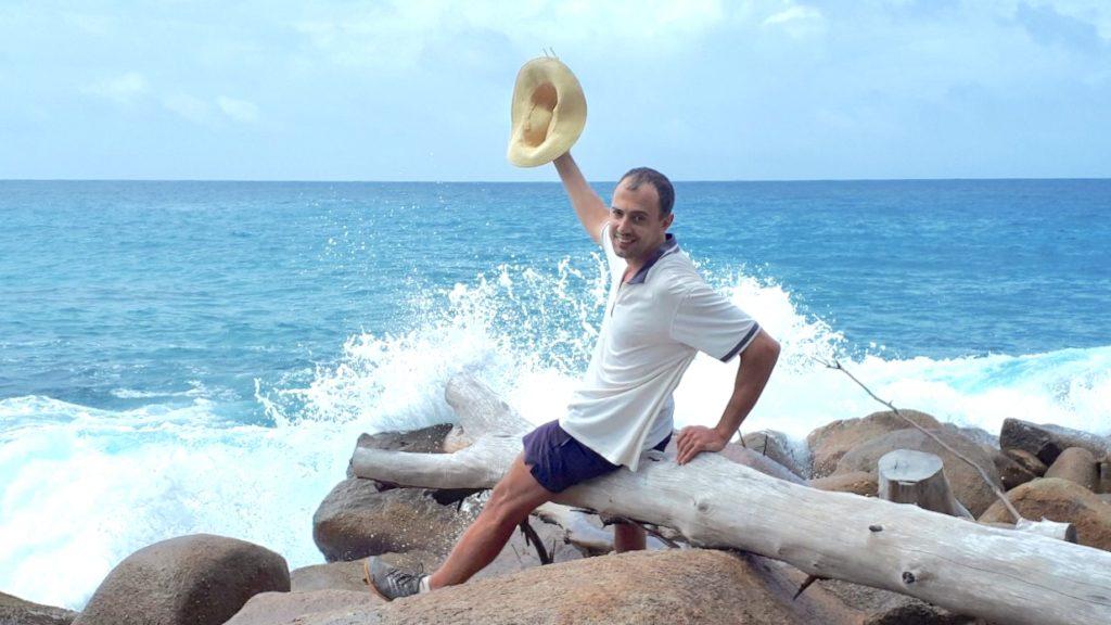 Я провожу осенний отпуск на Сейшелах